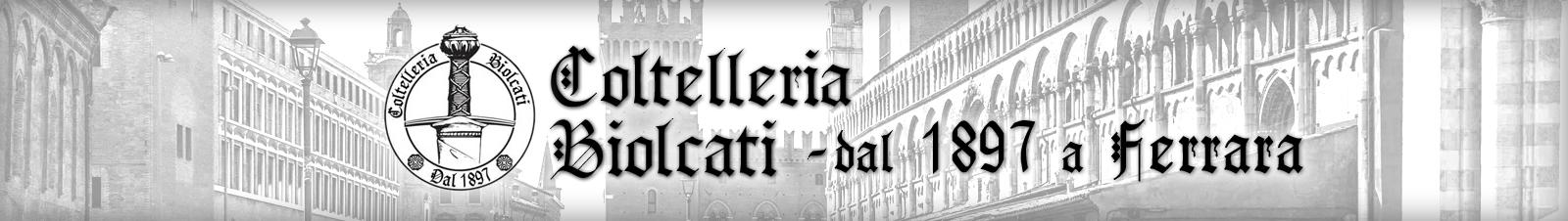 Coltelleria Biolcati a Ferrara